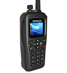 Simoco Portable Radio