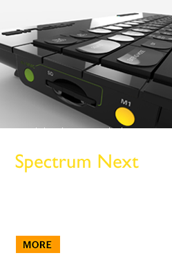 Introducing the Spectrum Next - The ZX Spectrum is getting a new start. Be a part of it!